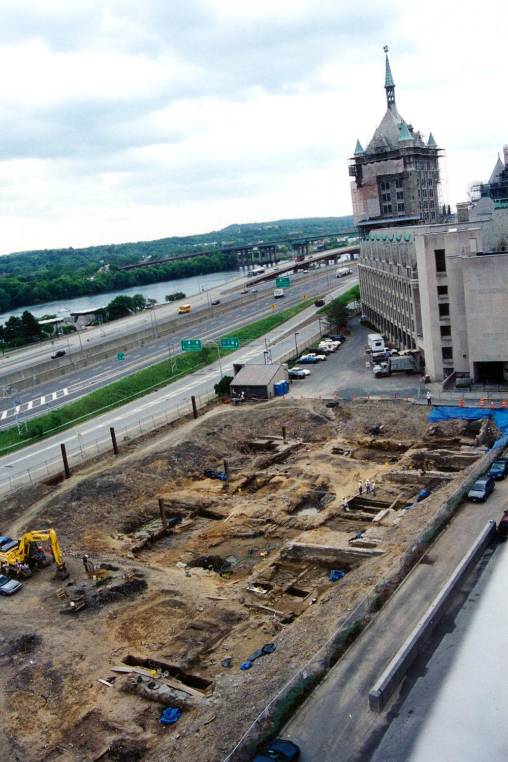 Beneath The City: An Archeaological Perpective Of Albany