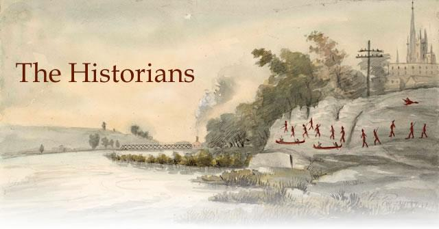 The Historians Podcast Logo