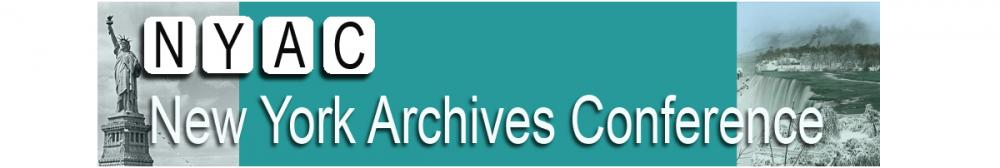 New York Archives Conference Logo