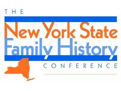 New York State Family History Conference Logo