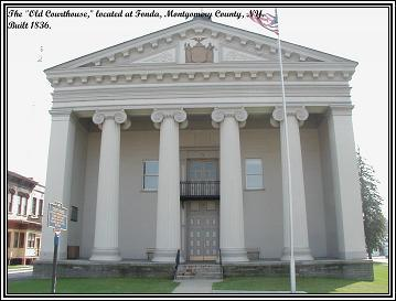 Montgomery County Old Courthouse
