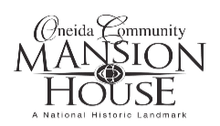 Oneida Community Mansion House