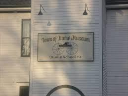 Town of Hume Museum
