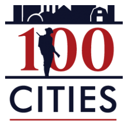 100 Cities Memorial Logo