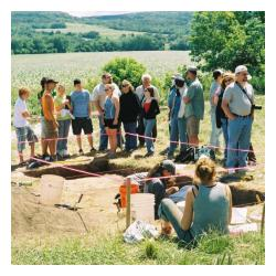 Archaeology Field Site