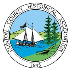 Clinton County Historical Society Logo