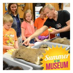 Summer at the Museum - Birds and Mammals