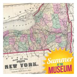 Summer at the Museum - NYS Symbol story
