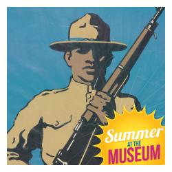 Summer at the Museum - Over Here