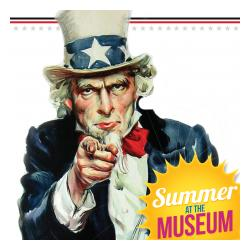 Summer at the Museum - Posters from WWI