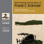 Relief Printing and the Works of Frank C. Eckmair
