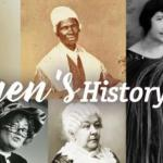 2020 Women's History Month Statewide Events