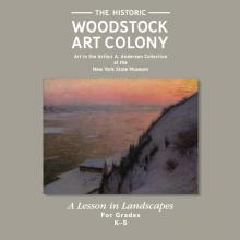 Education Guide - Lessons in Landscapes Cover