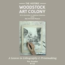 Lithography and Printing Making Cover Page