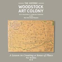 Education Guide - Lessons in Creating a Sense of Place Cover