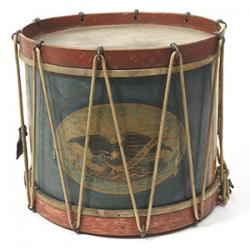 Civil War snare drum