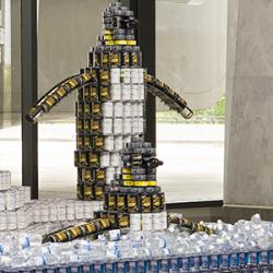 "CANstruction, ""Can You Imagine"""