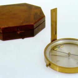 old Curley compass