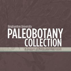 Paleobotany Collection Cover Page