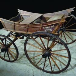 Suffrage Wagon