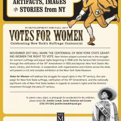 Women Who Rocked the Vote