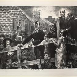 Appeal to the People by George Bellows, 1923