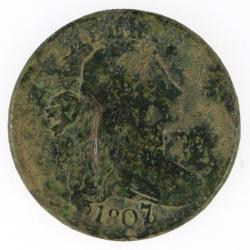 Liberty Coin from 1807