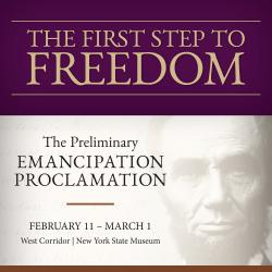 The Preliminary Emancipation Proclamation