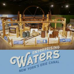 Erie Canal Exhibit