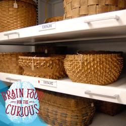 Ethnology Department - baskets