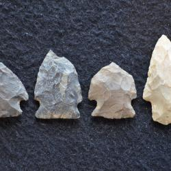 Excavations at the 18th-century military site recovered pre-contact artifacts everywhere, reflecting the thousands of years that indigenous peoples lived on Lake George.