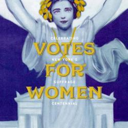 Suffrage Exhibit Logo