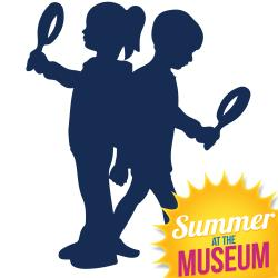 Summer at the Museum - Museum Mystery