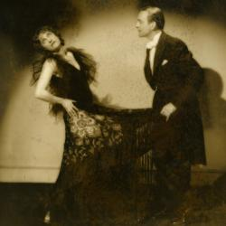 Adel and Albert Gloria c. 1915