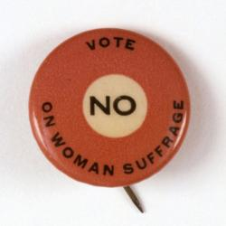 Vote No Button