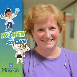 Women of Science - Christina Reith