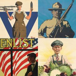 WWI-posters