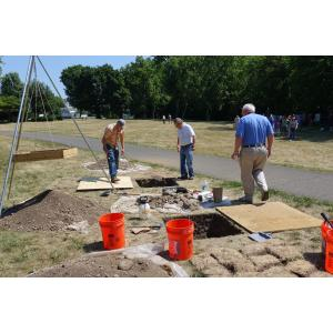 Archaeology Open House 2016