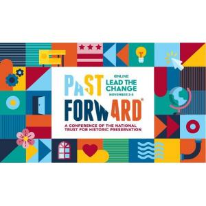 Past Forward Conference 2021 Logo