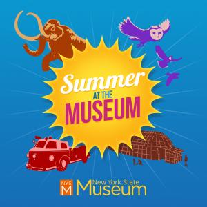 Summer at the Museum 2019 logo
