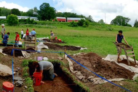 Pethick Archaeological Dig