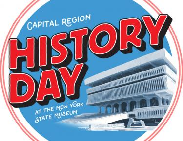 Capital Region History Day Logo