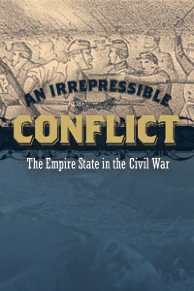 An Irrepressible Conflict exhibition graphic