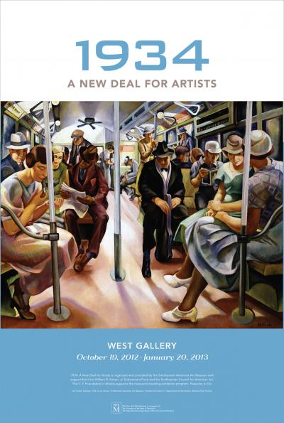 New Deal Artist Exhibition