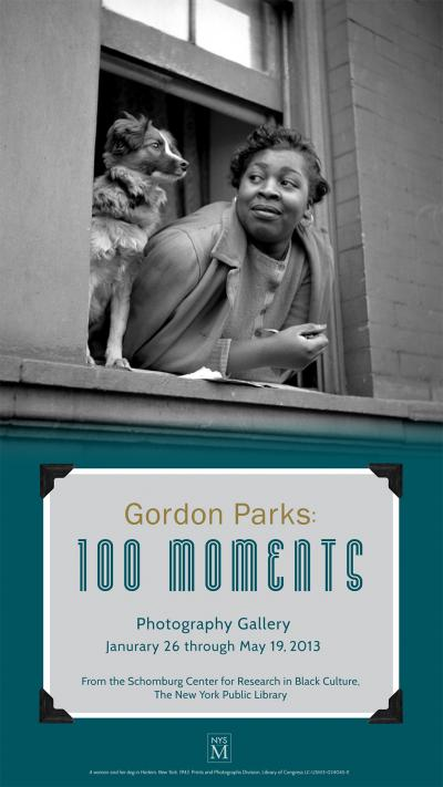 100 Moments poster