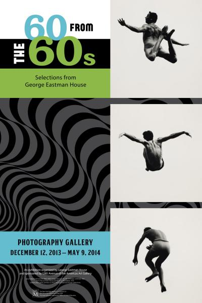 60 from 60s exhibition Signage