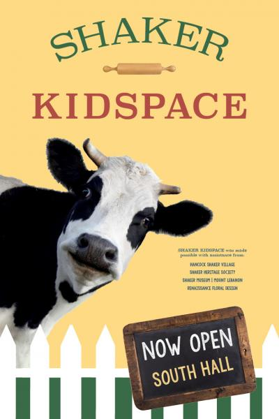 Kidspace poster
