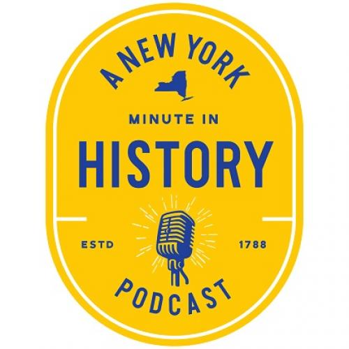 A New York Minute in History Logo