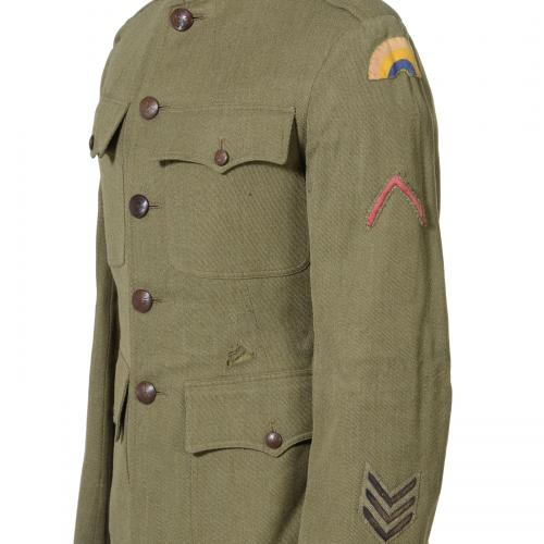 Tunic, 165th Infantry Regiment
