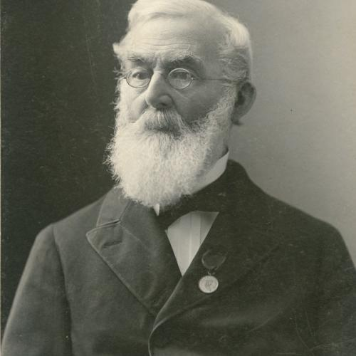 Photograph of James Hall